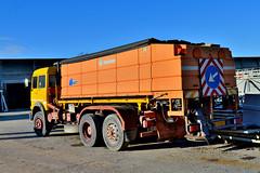 fiat iveco 190.30 (riccardo nassisi) Tags: truck camion abbandonato abandoned rust rusty relitto rottame ruggine ruins scrap scrapyard epave cava piacenza san nicol