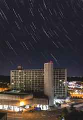 Star Trails (arnabjosephite) Tags: bangladesh abstract usa washingtondc washington unitedstatesofamerica contrast dhaka bangladeshiphotographers architecture conceptual startrails astrophotography astronight nightsky trails stars beauty building dc astrophotographer urban city