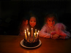52 in 2016 Challenge - #41 - Light source (crafty1tutu (Ann)) Tags: challenge 52in2016challenge 41sourceoflight party birthday birthdaybash happybirthday candle candles cake crafty1tutu olympusodem5microfourthirdscamera anncameron olympusm1250mmf3563 people indoor