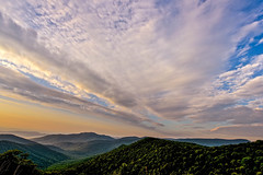 I Want To Stand With You On A Mountain (Anna Kwa) Tags: hazelmountainoverlook morning light clouds blueridgemountains mountainranges sky shenandoahnationalpark virginia skylinedrive scenicdrive usa annakwa nikon d750 afszoomnikkor1424mmf28ged my longing wish always hope mountain view travel world seeing heart soul throughmylens goodbye alliwant
