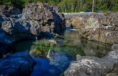 Ellis Creek - Vancouver Island ( Peteron Phtography) Tags: ellisriver elliscreek portalberni westcoast vancouverisland river creek water waterfalls lockfence locks boulders scenic mountains pools nikond5200 nikon outdoors scenery britishcolumbia canada