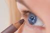 Eye pencil (la poésie des images) Tags: macromondays ppep lapoésiedesimages macro eyepencil cils eyelashes blueeyes