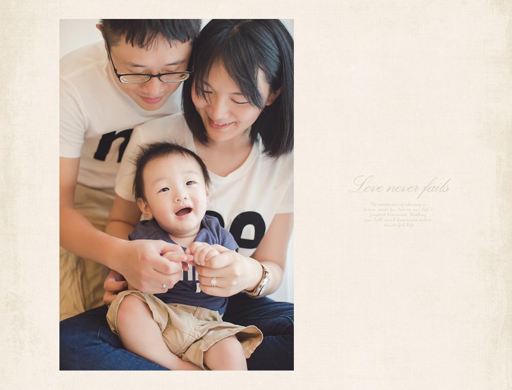 全家福 家庭寫真 親子攝影