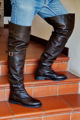 Runnerbull_Cavalier_boots_1 (runnerbull) Tags: boots stivali cavaliere knigth cavalier bottes thigh buckle leather high tall uomo man men made italy