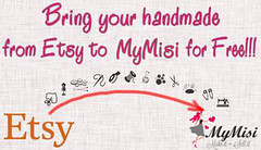 Import your listings from Etsy to MyMisi (MyMisi) Tags: birthday wedding food baby art glass fashion cake vintage bag toy cards bride photo necklace sweater clothing soap wire bath child handmade anniversary mosaic crafts brooch decoration knit sew jewelry felt creme jewellery textile rings gifts cupcake valentines accessories bouquet earrings bridal muffin ecommerce deco handicrafts pendant choker paining homeware chrochet misi