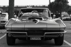 Chevrolet Corvette C2 (Jerome Goudal) Tags: auto chevrolet paul 50mm nikon du peter tours corvette c2 circuit dix ricard mille castellet d7000