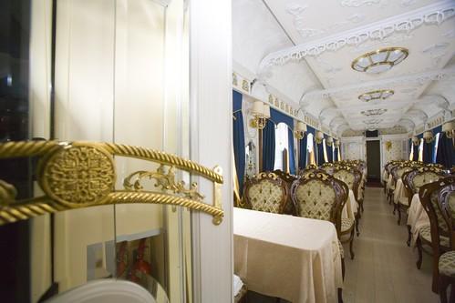Imperial Russia - Luxury Train Club