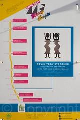 Rae & Dee Shawna [with that John McCracken Lean] (2014) Sculptures by Devin Stroy Strother, Upper West Side, New York City (jag9889) Tags: nyc newyorkcity sculpture usa streetart ny newyork art artist unitedstates manhattan contemporary unitedstatesofamerica broadway exhibition installation upperwestside publicart temporary artworks uws 2014 pietmondrian outdoorsculpture broadwayboogiewoogie marlboroughchelsea jag9889 broadwaymoreyboogie 20141227