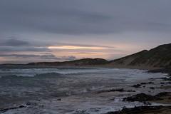 1-1-2015 (Copperhobnob) Tags: winter sea cloud seascape beach sunrise landscape scotland sand waves aberdeenshire dunes newyear explore shore scotstonbeach