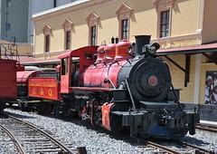 Ecuador Railways 5120 (blackthorne57) Tags: ecuador railways baldwin gq 280 trenecuador cosmeticrestoration ecuadorianrailwayscompany ferrocarrilesdelecuadorempresapublica quitostation 3ft6inchgauge guayaquilandquitorailway