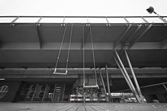 play.everywhere (Frank van de Velde) Tags: bridge playing netherlands amsterdam play swing schaukel