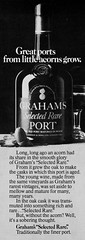 Graham's (Will S.) Tags: port vintage ads ad advertisement advert 70s 1970s advertisements adverts vintageadvertising vintagead vintageads vintagemagazine