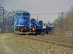 Three Amigos (craigsanders429) Tags: conrail berea conraillocomotives conrailinbereaohio conrail6256