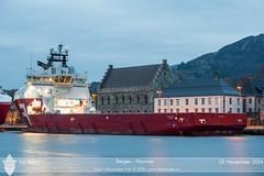 Far Sygna (Aviation & Maritime) Tags: norway offshore bergen supply psv farstad platformsupplyvessel farstadshipping farsygna