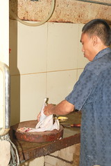 IMG_4206 (FAO ECTAD Indonesia) Tags: market visit jakarta 2014 lbm mentoring melawai