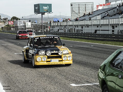 Renault 5 Maxi Turbo 2 '80 (GonzaloFG) Tags: detail slr ford chevrolet car skyline honda spain italia nissan ferrari camaro mclaren enzo bmw gto jaguar mustang m3 ducati audi lamborghini rs m6 m5 challenge avant rs2 spotting s2000 e30 nsx gallardo amg drifting rs4 typer gtr trackday murcielago etype quattro gt40 f40 r8 f12 rs6 f50 nismo e46 r34 e36 berlinetta superleggera 458 899 m3csl desmosedici panigale ftype 275gtb rs3 e92 circuitodeljarama stralade m235i maxiturbo2