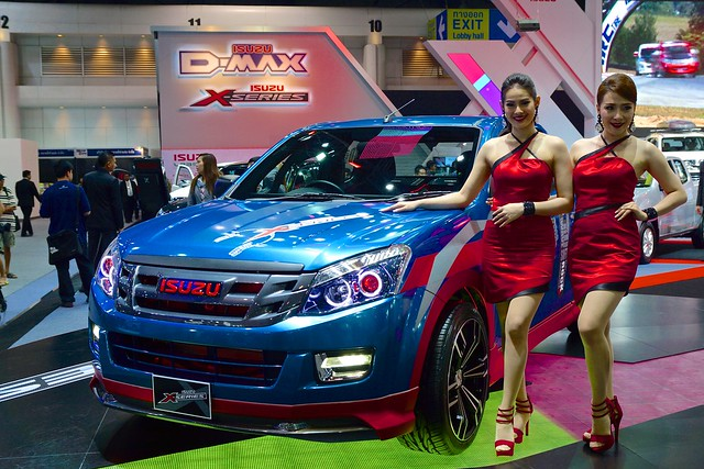 auto cars truck thailand automobile asia expo offroad bangkok sony centre pickup center exhibition international thong impact motor southeast alpha dslr thani 31 77 challenger 31st isuzu xseries muang nonthaburi dmax
