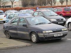1993 Citroen Xantia LX TD (GoldScotland71) Tags: citroen 1993 1990s td lx xantia l82vsu