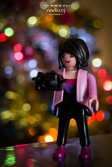 Feliz navidad y ao 2015! (Noelia.vj Fotografa) Tags: navidad bokeh playmobil fotgrafa noeliavj