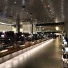 Waiting at airport... Qatar Airways Al Mourjan Business Lounge   I guess I will spend my new year countdown here. This is a stunning, massive 10,000 sq meter lounge. Is one of the largest lounges in the world. Two restaurants, second floor formal dinnin
