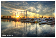 Marina Bay (Olivia Heredia) Tags: california winter sunset usa naturaleza nature marina bay us unitedstates sandiego ships socal invierno hdr highdynamicrange tonemapped tonemapping 1exp oliviaheredia oliviaherediaotero