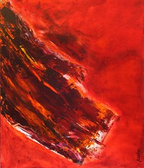 "lava, olie op doek, 120 x 140 • <a style=""font-size:0.8em;"" href=""http://www.flickr.com/photos/42196492@N03/15984259686/"" target=""_blank"">View on Flickr</a>"