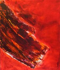 "lava, olie op doek, 120 x 140 • <a style=""font-size:0.8em;"" href=""http://www.flickr.com/photos/42196492@N03/15984259686/"" target=""_blank"">View on Flickr</a>"
