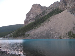 Morraine Lake 049 (whitswilderness) Tags: canada rockies glacier banff moraine morainelake columbiaglacier canadianrockies athabascaglacier glaciallake canadapark