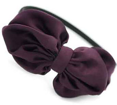 Glimpse of Malibu Purple Headband K1 P6510-1
