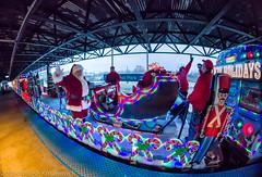 Have A Nice Trip Santa!.jpg (Milosh Kosanovich) Tags: chicago cta el santaclaus forestpark chicagoist santasexpress holidaytrain miloshkosanovich precisiondigitalpicscom mickchgo chicagophotographicart chicagophotoart precisiondigitalphotography