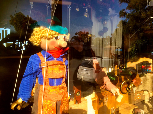 Monbulk's Christmas Windows