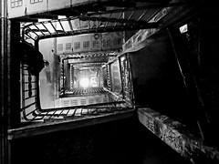 Staircase@Tascheles.Berlin.de (Tilemachos Papadopoulos) Tags: bw berlin monochrome qoq tascheles