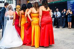 WeddingPhotoStory4.jpg (Klaus Ressmann) Tags: nyc autumn wedding brooklyn back african colorfull candid streetphotography unposed klaus photographing omd em1 peoplestreet ressmann omdem1 flcpeop klausressmann