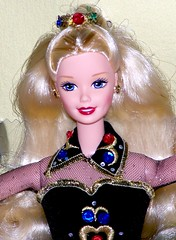 1997 Midnight Princess (Rojo_C) Tags: princess barbie midnight