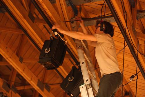"""WORKSHOP: Historie osvětlování a světelného designu, vývoj divadelního prostoru / Barokní divadlo v Českém Krumlově / Závěrečná práce studentů • <a style=""""font-size:0.8em;"""" href=""""http://www.flickr.com/photos/83986917@N04/16160458778/"""" target=""""_blank"""">View on Flickr</a>"""