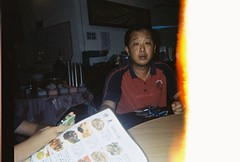 CNV000031 (Lee Sydney) Tags: film table uncle flash frame gathering dining relatives exposed disposable