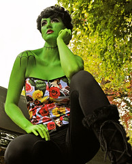 "Monster Pin Up Photo Shoot With Candace Woodward • <a style=""font-size:0.8em;"" href=""http://www.flickr.com/photos/85572005@N00/16221752942/"" target=""_blank"">View on Flickr</a>"