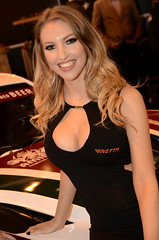 _DSC6334 (dmac_home) Tags: show girl car grid promo model birmingham babe pit international nec btcc autosport 2015