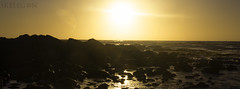 Eyes of The Kaleuche (#skelegon) Tags: chile sea beach stones playa tabo reastaurant kaleuche