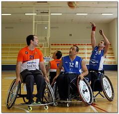 Basket - 32 (Jose Juan Gurrutxaga) Tags: basketball basket wheelchair silla salto saskibaloia baloncesto berabera adaptada buegos file:md5sum=8fb5a7087cae030737f67f7df962dfe2 file:sha1sig=b3de0743dd0facd1714cea1449d2861cacbd3f93 servigest
