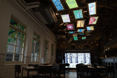 NEVER ENDING STORY (xnayc) Tags: city house color art architecture restaurant design asia taiwan taipei gr ricoh