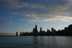 IMG_0676.JPG ((Jessica)) Tags: winter sunset lake chicago ice lakemichigan lakeshore lakefront northavenuebeach