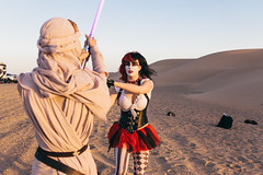 May the Force-887 (BJermaine) Tags: california film canon star starwars desert cosplay rey production lightsaber wars producer harleyquinn 4k productionstills elcentro bmcc fanfilm may4th imperialsanddunes maythefourth maytheforce champrobinson bjermaine bejermaine brandonjermaine imaginationupgraded brandonchamprobinson
