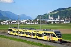 DSC_0918_4024.088 (rieglerandreas4) Tags: schwaz personenzug raiffeisenbanken eisenbahnbild