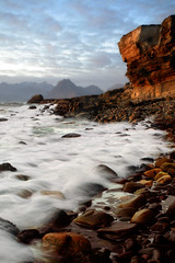 High Seas (anthonyhepworth) Tags: mountains waves cuillins elgol