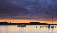 0S1A7758 (Steve Daggar) Tags: longexposure sunset landscape moody jetty saratoga dramatic wharf waterscape gosford visitnsw