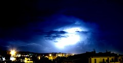 The last breath (Dochac - Meteorologist) Tags: sky cloud storm rumble outdoor tuscany cumulus thunderstorm lightning toscana livorno thunder lightningbolt severeweather cumulonimbus stormchasing stormchasers tstorm lightnings cumulonimbuscloud