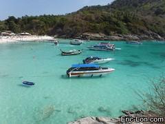 Raya Island Phuket snorkeling (12) (Eric Lon) Tags: sea mer fish swim stars thailand island nager holidays jellyfish ile diving snorkeling corals poissons etoiles coraux meduse plonger ericlon