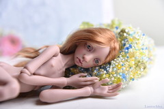 DSC_1970 (jullery) Tags: girls portrait girl beauty design beads doll bead bjd beadwork delica beadsofglass bjtales