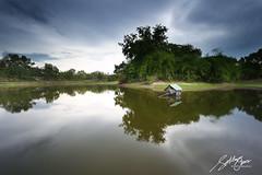 Tunle Bati (Sotitia Om Photography) Tags: canon landscape asia cambodia southeastasia khmer takeo kampuchea kingdomofcambodia canonasia takeoprovince sotitiaomphotography tunlebati cambodianphotographers